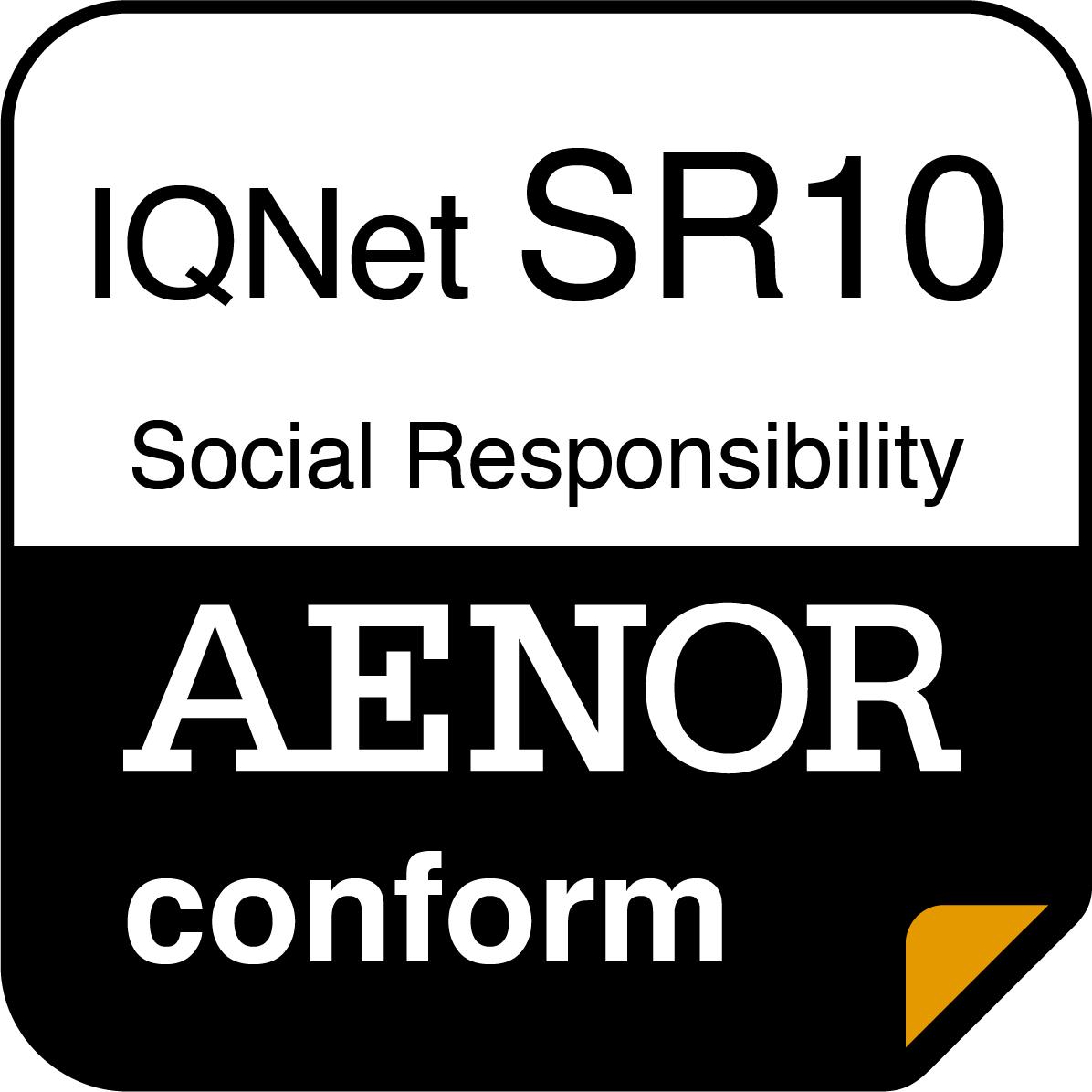 IQNet SR10