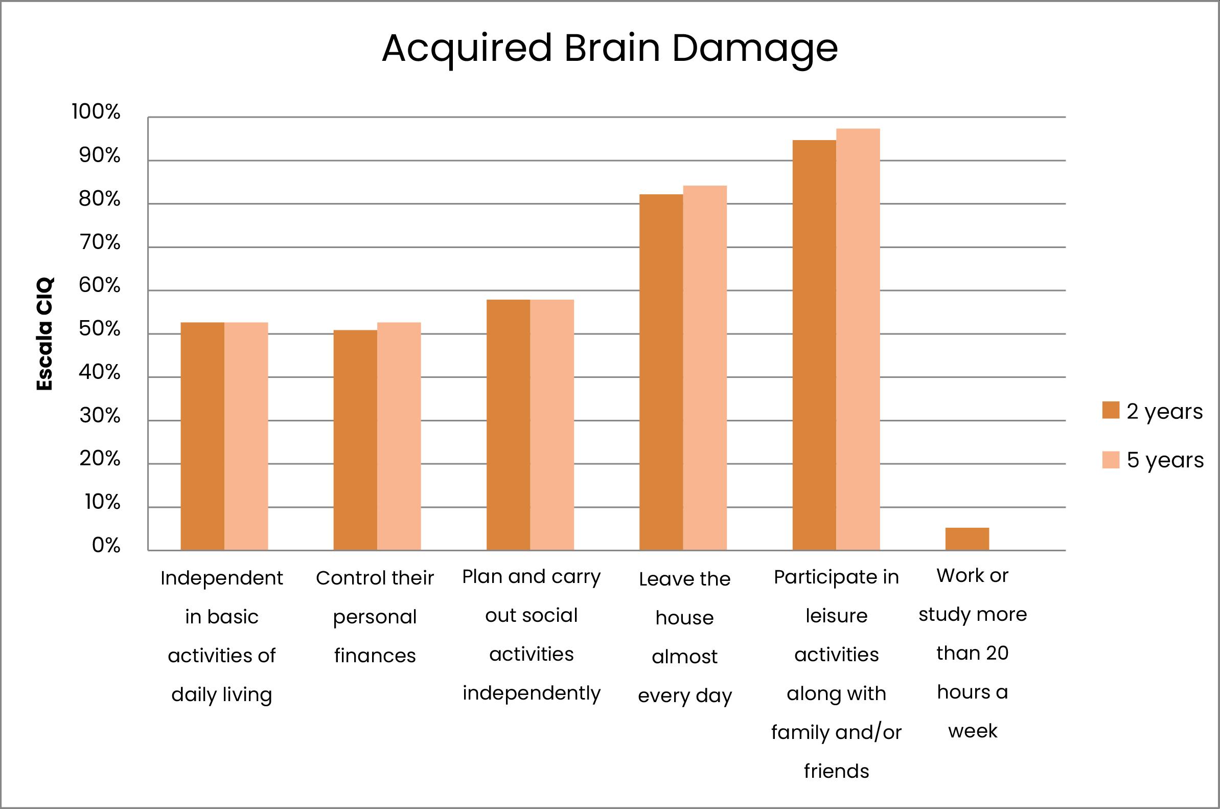 Dany Cerebral Adquirit